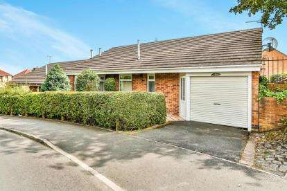 3 Bedrooms Bungalow for sale in Loosemore Drive, Sheffield, South Yorkshire
