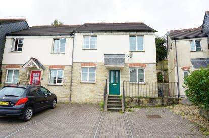 3 Bedrooms Semi Detached House for sale in Penwithick, St Austell, Cornwall