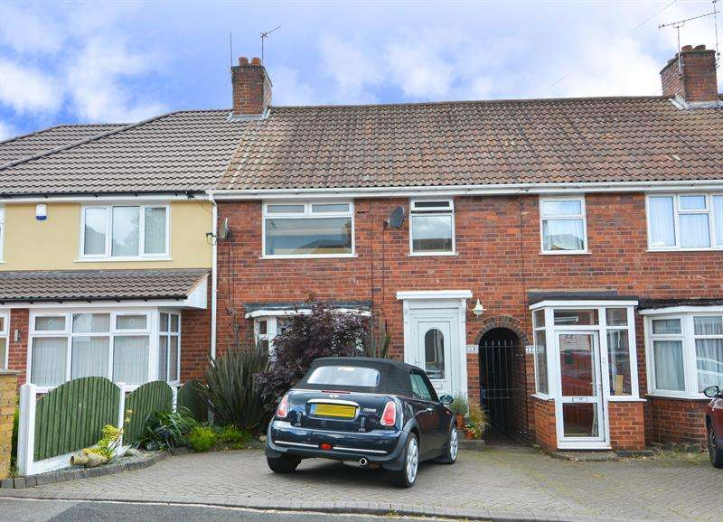 3 Bedrooms Terraced House for sale in Pheasant Road, Smethwick