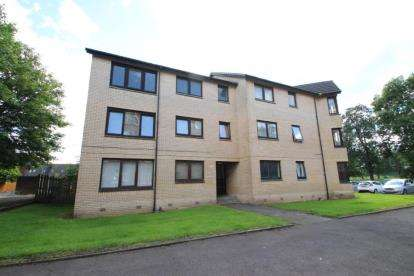 2 Bedrooms Flat for sale in Greenlodge Terrace, Glasgow, Lanarkshire