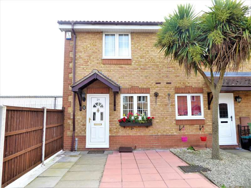 2 Bedrooms End Of Terrace House for sale in East Road, Welling, Kent, DA16 3DT