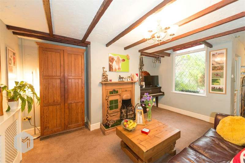 2 Bedrooms Terraced House for sale in Heaton Road, Lostock, Bolton, BL6