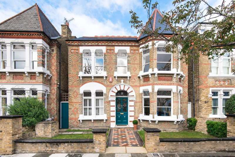 6 Bedrooms Detached House for sale in Claremont Road, St Margarets