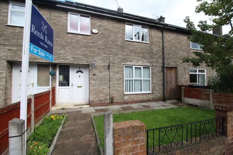 3 Bedrooms Terraced House for sale in Woodcroft, Stockport, SK2