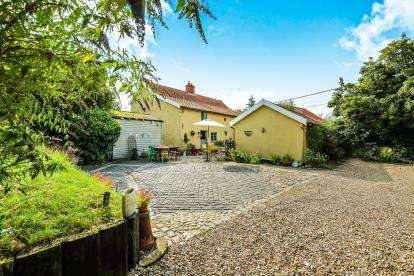 4 Bedrooms Detached House for sale in Kenninghall, Norwich, Norfolk