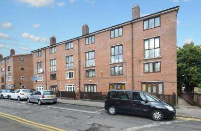 2 Bedrooms Maisonette Flat for sale in Summer Street, Sheffield, South Yorkshire