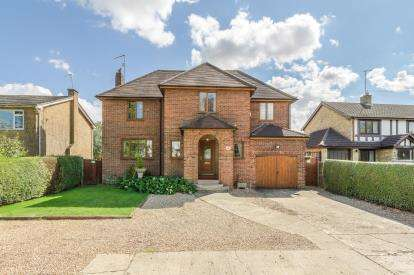 5 Bedrooms Detached House for sale in Wolverton Road, Newport Pagnell, Milton Keynes, Buckinghamshire