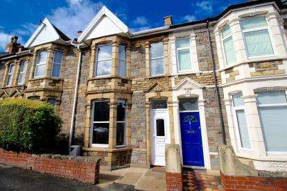 4 Bedrooms Terraced House for sale in Edward Road, Arnos Vale, Bristol
