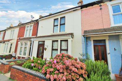 2 Bedrooms Terraced House for sale in Balaclava Road, Fishponds, Bristol