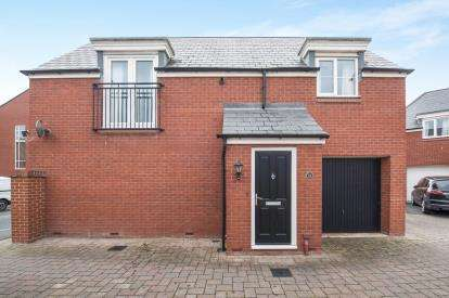2 Bedrooms Detached House for sale in Longhorn Avenue, Gloucester, Gloucestershire