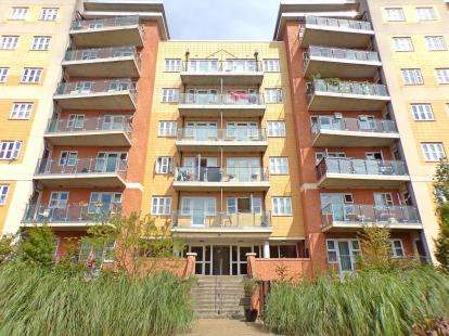 2 Bedrooms Flat for sale in Bridge Court, Stanley Road, Harrow