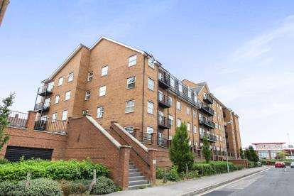 2 Bedrooms Flat for sale in The Academy, Holly Street, Luton, Bedfordshire