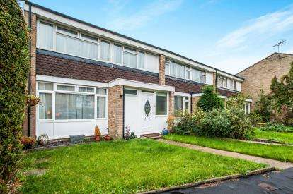 3 Bedrooms End Of Terrace House for sale in Stevenage Rise, Hemel Hempstead, Hertfordshire