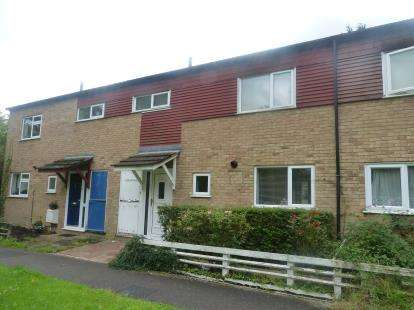 3 Bedrooms Terraced House for sale in Peregrine Close, Eaglestone, Milton Keynes, Buckinghamshire