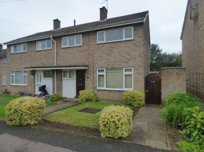 3 Bedrooms Semi Detached House for sale in Cherry Road, Newport Pagnell, Milton Keynes, Bucks