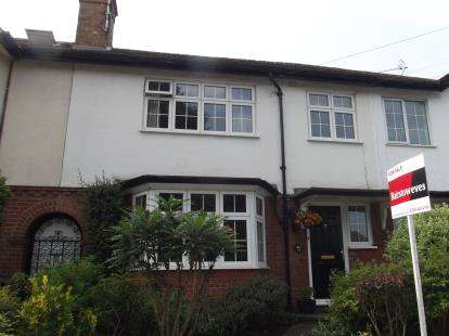 3 Bedrooms Terraced House for sale in Church Hill Road, Barnet
