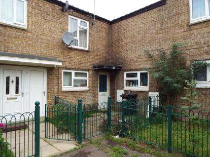2 Bedrooms Terraced House for sale in Allexton Gardens, Peterborough, Cambridgeshire