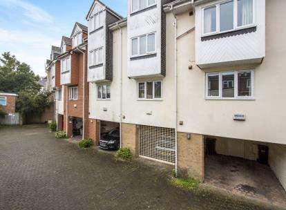 3 Bedrooms Terraced House for sale in Westbourne, Bournemouth, Dorset