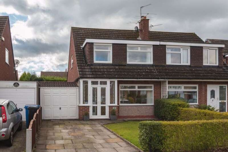 3 Bedrooms Semi Detached House for sale in Tintern Road, Cheadle Hulme
