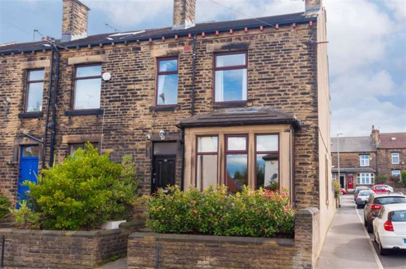 4 Bedrooms End Of Terrace House for sale in Thorpe Road, Pudsey, LS28 7NG