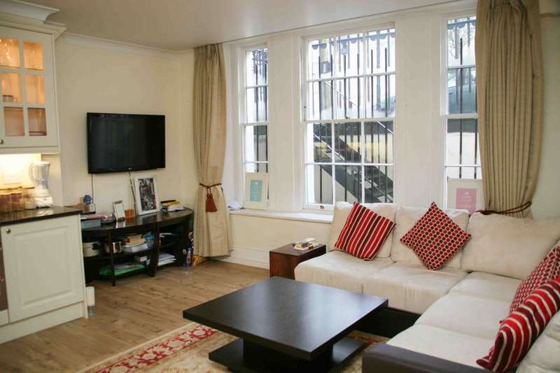 2 Bedrooms Flat for sale in Cleveland Terrace, London, London, W2