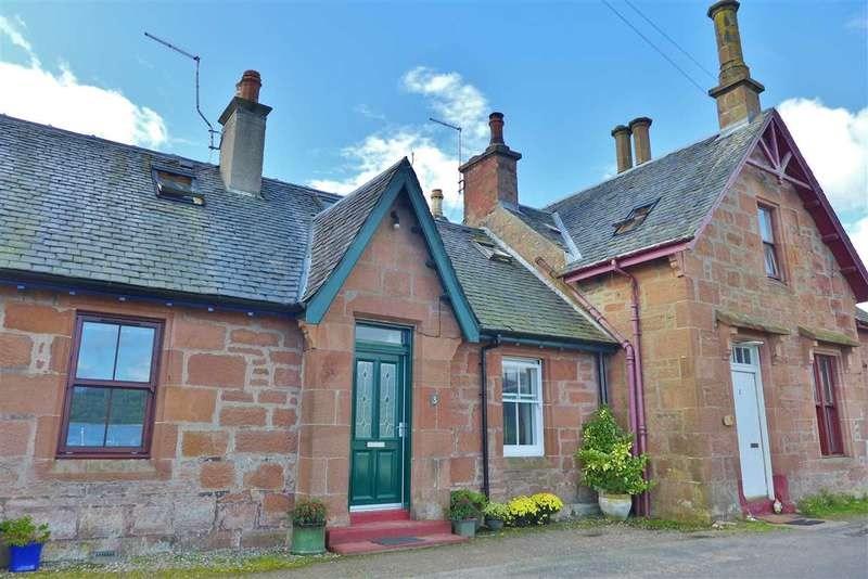 2 Bedrooms Terraced House for sale in Alma Terrace, Brodick