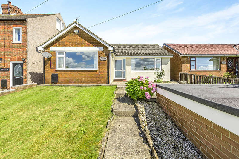 2 Bedrooms Detached Bungalow for sale in Lynwood South View, Fishburn, Stockton-On-Tees, TS21