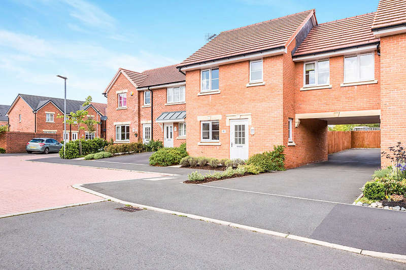 3 Bedrooms Semi Detached House for sale in Old Thorns Crescent, Buckshaw Village, Chorley, PR7