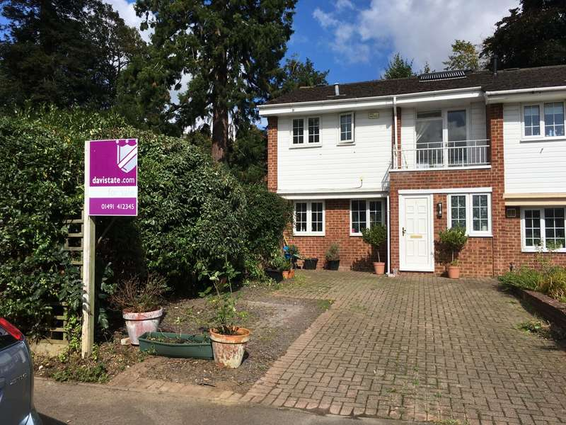 3 Bedrooms End Of Terrace House for sale in Milton Close, Henley-On-Thames, RG9