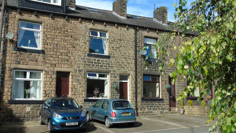 3 Bedrooms Terraced House for sale in 10 Woodhouse Road, Todmorden, OL14