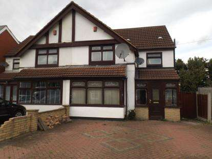 3 Bedrooms Semi Detached House for sale in Drews Lane, Ward End, Birmingham, West Midlands