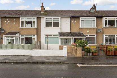 2 Bedrooms Terraced House for sale in Alyth Crescent, Clarkston