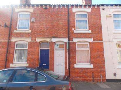 2 Bedrooms Terraced House for sale in Somerset Street, Middlesbrough