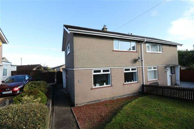 2 Bedrooms Semi Detached House for sale in Skelwith Close, Carlisle, CA2 7SR