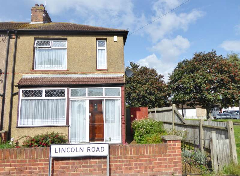 3 Bedrooms Semi Detached House for sale in Lincoln Road, Slade Green , Kent , DA8 2DU