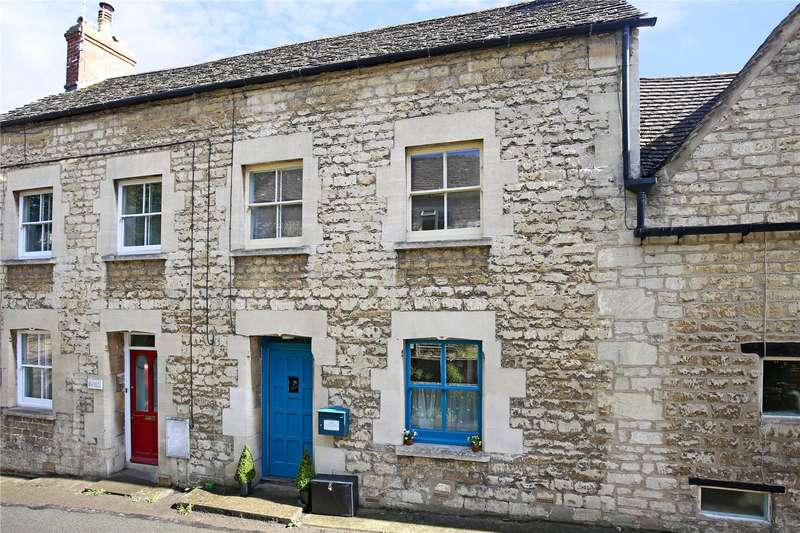 3 Bedrooms Terraced House for sale in High Street, South Woodchester, Stroud, Gloucestershire, GL5