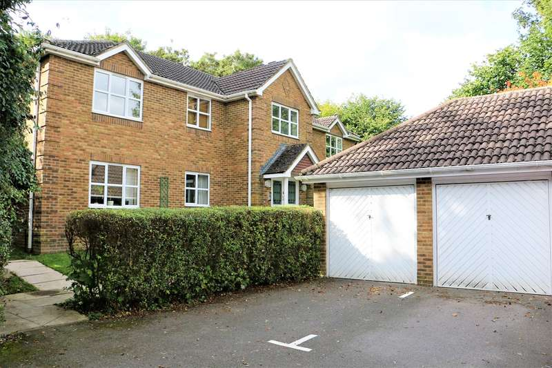 2 Bedrooms Apartment Flat for sale in Lime Gardens, Rosebanks, Basingstoke, RG21