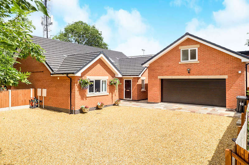 3 Bedrooms Detached Bungalow for sale in Derby Road, Eastwood, Nottingham, NG16