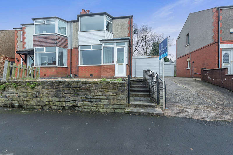 2 Bedrooms Semi Detached House for sale in Russell Square West, Chorley, PR6