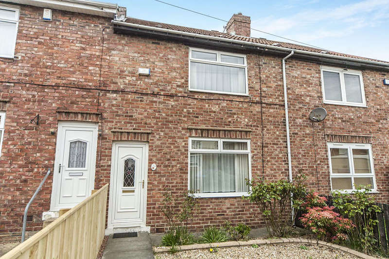 2 Bedrooms Terraced House for sale in Dorset Avenue, Birtley, Chester Le Street, DH3