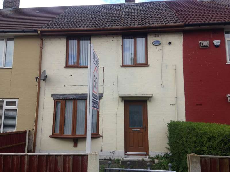 2 Bedrooms Terraced House for sale in Rudley Walk, Liverpool, L24
