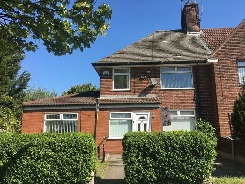 3 Bedrooms End Of Terrace House for sale in Blackrod Avenue, Liverpool, L24