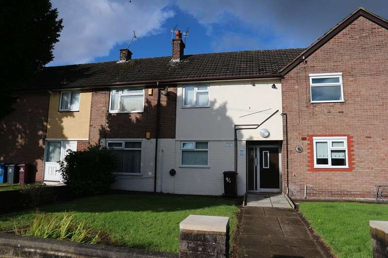 1 Bedroom Ground Flat for sale in Baileys Lane, Halewood, Liverpool, Merseyside. L26 0UA
