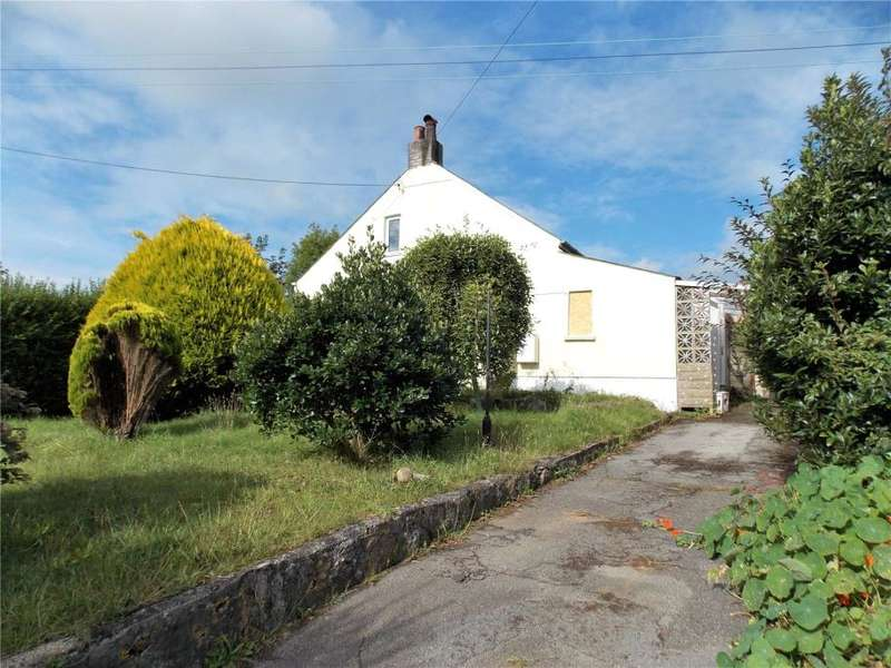 2 Bedrooms Detached Bungalow for sale in Samos, Cockwells, Penzance