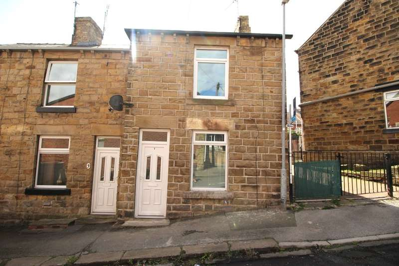 2 Bedrooms Terraced House for sale in Noble Street, Hoyland, Barnsley, S74
