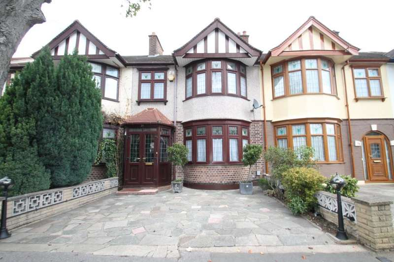 3 Bedrooms Terraced House for sale in PRIESTLEY GARDENS, CHADWELL HEATH