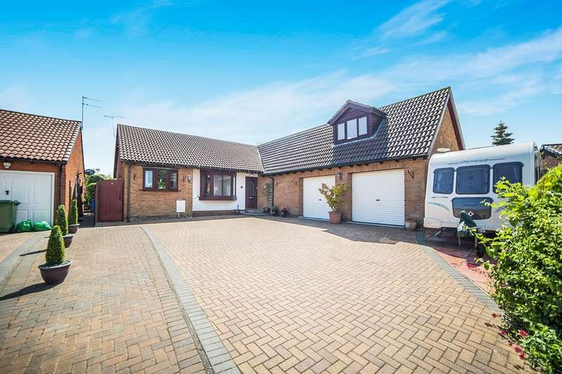 4 Bedrooms Detached House for sale in Winton Close, Seghill, Cramlington, NE23