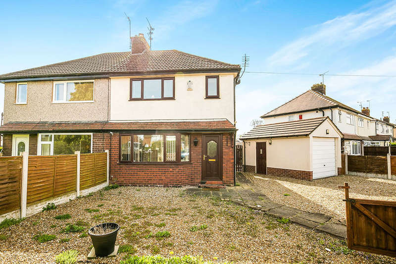 3 Bedrooms Semi Detached House for sale in Leyland Drive, Saltney Ferry, Chester, CH4