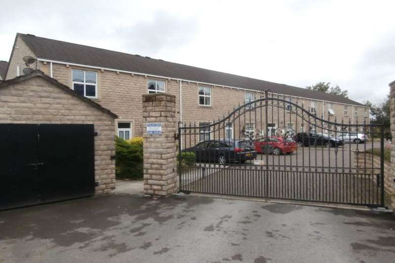 2 Bedrooms Flat for sale in The Conifers Nicholas Street, Briercliffe, Burnley, BB10