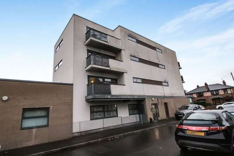 2 Bedrooms Flat for sale in Whimberry Way, Withington, Manchester, M20